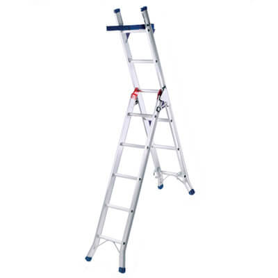 Combination Ladder - 1.9m to 2.7m