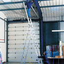 Combination Ladder - 3.5m to 8.6m - for Hire
