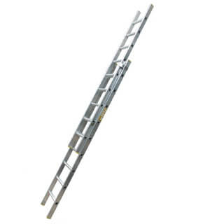 Double Push-Up Extension Ladder - 3.0m