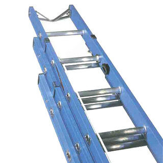 Triple Extension Ladder - GRP Fibreglass