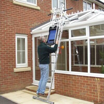 Conservatory Roof Ladder Hire National Tool Hire Shops