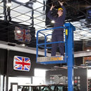 Nano 4.5m Power Tower for Hire