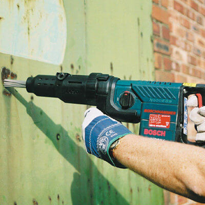 Electric Needle Gun Hire National Tool Hire Shops