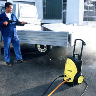 Electric Cold Water Pressure Washer - 040185