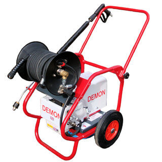 Demon Storm - Cold Water Pressure Washer - Electric