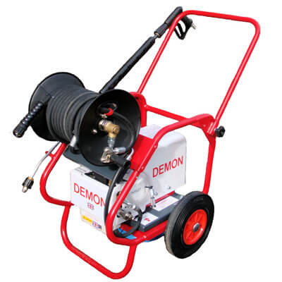 Cold Water Pressure Washer - Electric