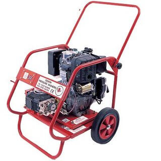 Demon Hurricane - Cold Water Pressure Washer - Diesel