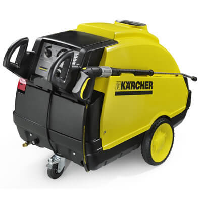 Electric Hot Water Pressure Washer Hire National Tool