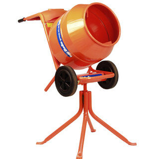 Concrete Mixer - 4/3 - 110v Electric