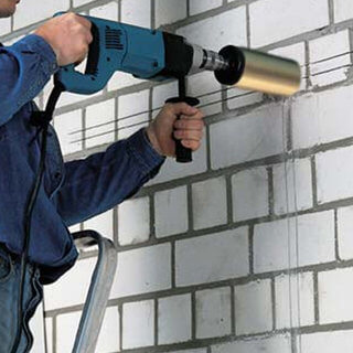 Light Duty (Dry) Diamond Core Drill - 110v Electric