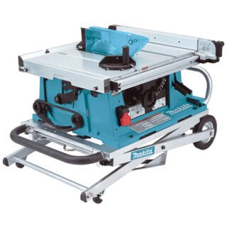 Table Saw & Stand - 110v Electric