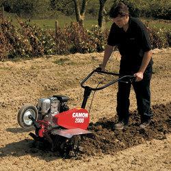ground tiller machine
