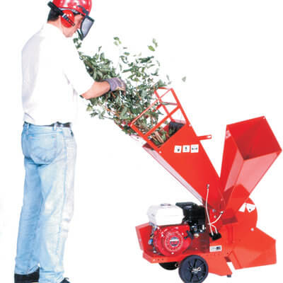 Heavy Duty Garden Shredder Garden Chipper Hire National Tool