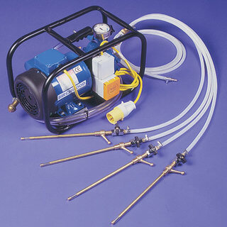Damp Proof Injection Pump