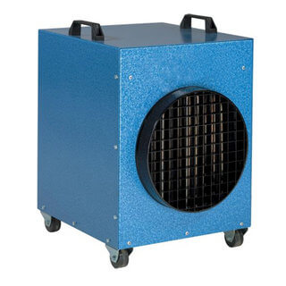 Industrial Fan Heater - 15kW - 3 Phase