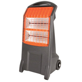 Quartz Office Heater