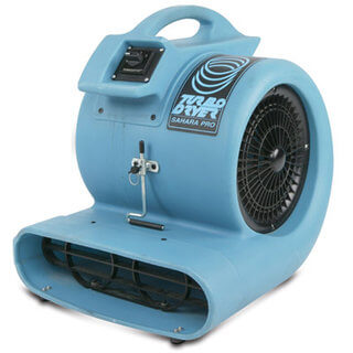 Heated Turbo Carpet / Floor Dryer