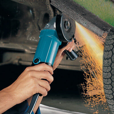125mm Angle Grinder - Electric