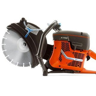 Portable Cut Off Saw - Petrol - 350mm