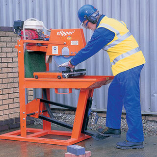 Masonry Sawbench - 450mm