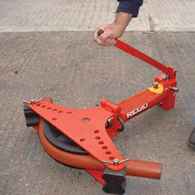 Hydraulic Pipe Bender - 1/2in to 2in