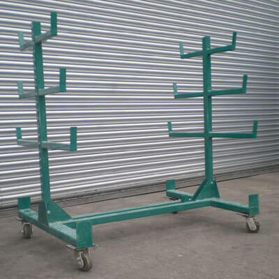 Mobile - 1000Kg 3m - Pipe Rack