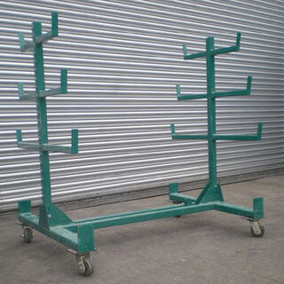 Mobile - 2000Kg 3m - Pipe Rack
