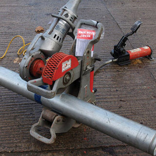 Power Drive for Power Pipe Cutter - 110v