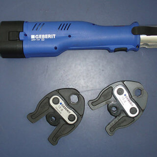 Mini Battery Press Tool