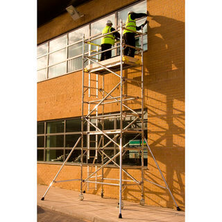 BoSS Scaffold Tower - Aluminium