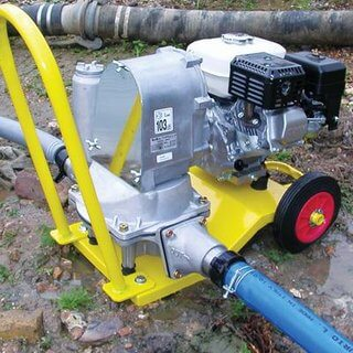 Petrol Diaphragm Pump - 50mm
