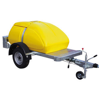 Water Bowser - Towed 1100L