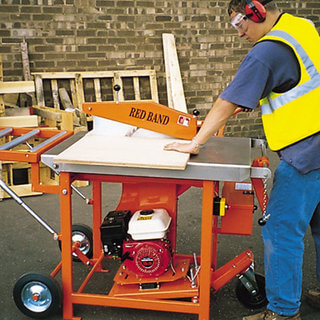 Petrol Site Sawbench