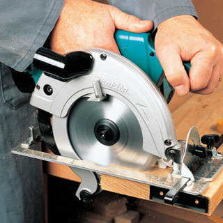 Circular Saw - Electric 165mm