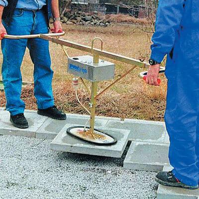Vacuum Slab Lifter Battery Hire National Tool Hire Shops