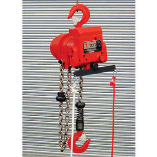 Air Chain Hoist - 1T 12m