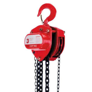 Chain Hoist MF - 3T 6m