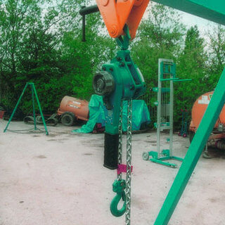 Adjustable Girder Clamp - 2T