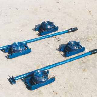 Machine Moving Skates - 10T
