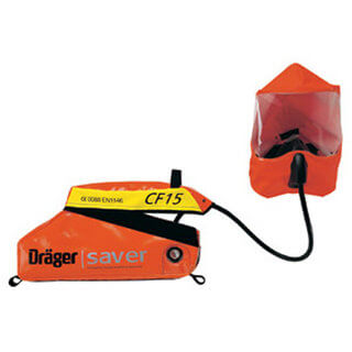 Draeger CF10 10 Minute Escape Set