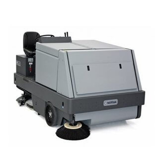 Nilfisk CR1500 Combi Sweeper & Scrubber Dryer (LPG/Diesel) - Ride On