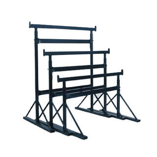 Adjustable Steel Builders Trestles
