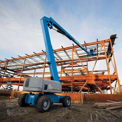 Genie Z80/60 Cherry Picker - Diesel (25.7m)