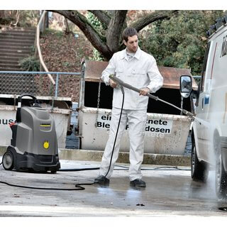 Karcher HDS 5/11 UX Upright Hot Water Pressure Washer