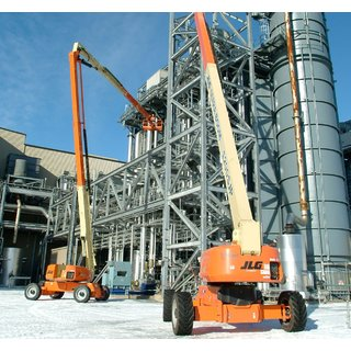 JLG 1200SJP Telescopic Boom Lift - Electric (38.4m)