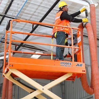 JLG 1930ES Scissor Lift - Electric