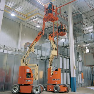 JLG E300AJP Articulated Boom Lift - Electric (11m)