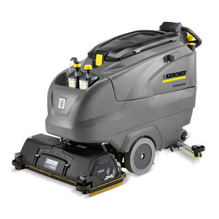 Karcher B120 Scrubber Dryer - Large Pedestrian