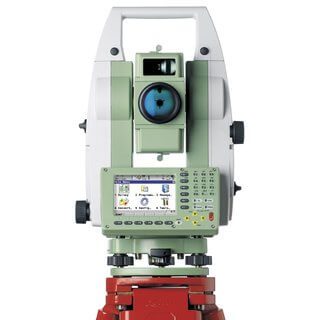 Leica TCRP1205 One Man Total Station Package