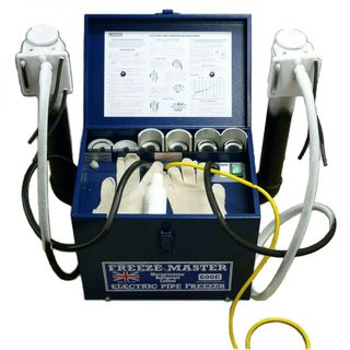 Large Pipe Freeze Kit - 110v (8mm to 61mm)